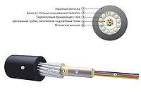 Оптический кабель для прокладки в грунт ОКБ-Т На основе центральной трубки
