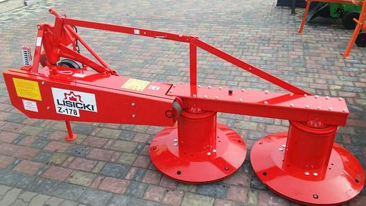 Косилка роторная 1,35m серии Z-178/1 Lisicki, фото 2