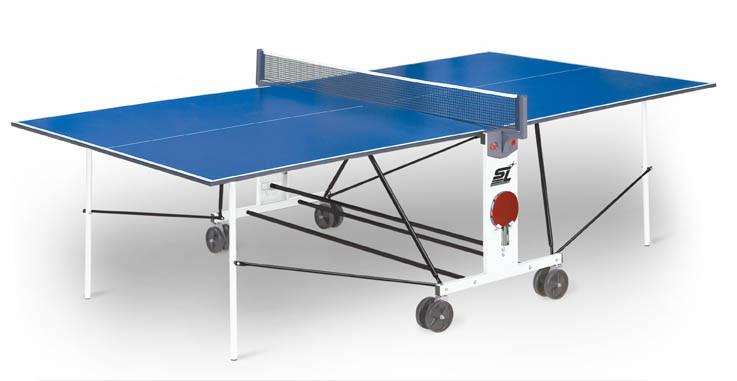 Теннисный стол Start Line Compact Light LX  с сеткой