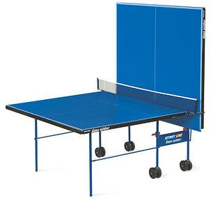 Всепогодный теннисный стол Start Line Game Outdoor 2 с сеткой, фото 2