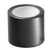 Изолента черная, 50 мм х 10 м Matrix