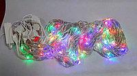 Гирлянды светодиодные, новогодние, уличные Водопад. 2*6 метра, фото 5