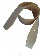 Лезвие резиновое переднее для 62 B/K 53