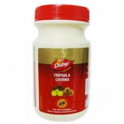 Трифала чурна Дабур 500гр. (Trifala churna Dabur 500gr.)