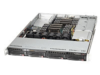 Сервер SuperServer (SUPERMICRO) + 4 HDD, фото 1