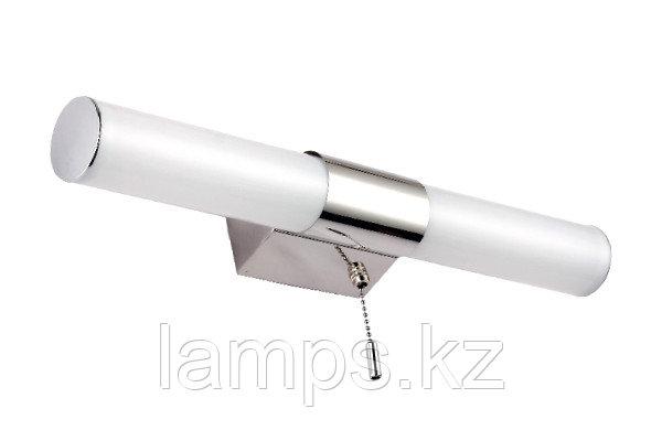 Светильник светодный для внутреннего освещения /зеркал/картин BAGNO-W/8W/SMD/60K/Хром/40CM/220V