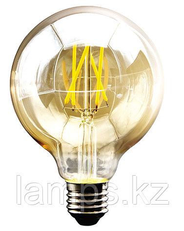 Светодиодная лампа VO/LEDISONE-RETRO/G125/8W/SMD/E27/25K/220V, фото 2