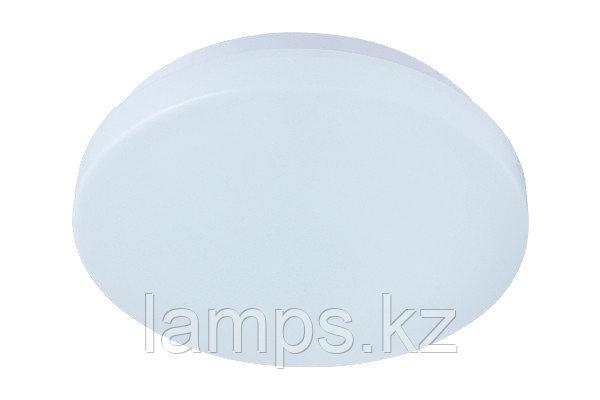 Настенно-потолочный светодиодный светильник MOON-30/18W/SMD/65K/30CM/WHT/220V