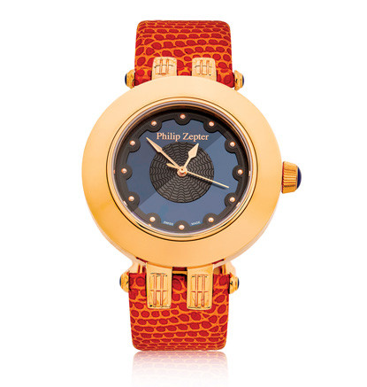Часы PHILIP ZEPTER WATCH MISTERY ROSE GOLD