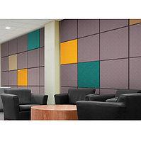 Акустические панели пожаробезопасные 600х600х40 Color, фото 1