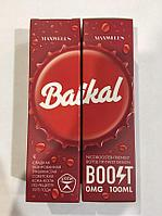 Жидкость для электронных сигарет   Maxwells 100мл BAIKAL 0мг