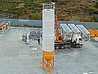 Силос цемента СЦТ-56