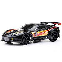 Игрушка р/у Corvette C7R (Чёрный)