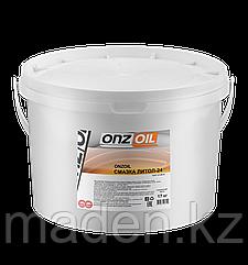 Смазка ONZOIL Литол-24 17кг