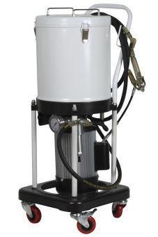 Солидолонагнетатель передвижной электрический
