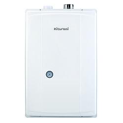 Настенный газовый котел малой мощности Kiturami Twin Alpha 13R
