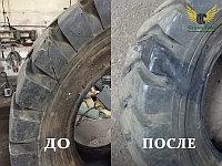 Ремонт грузовых шин с посадочным диаметром от R17,5 и выше, фото 1