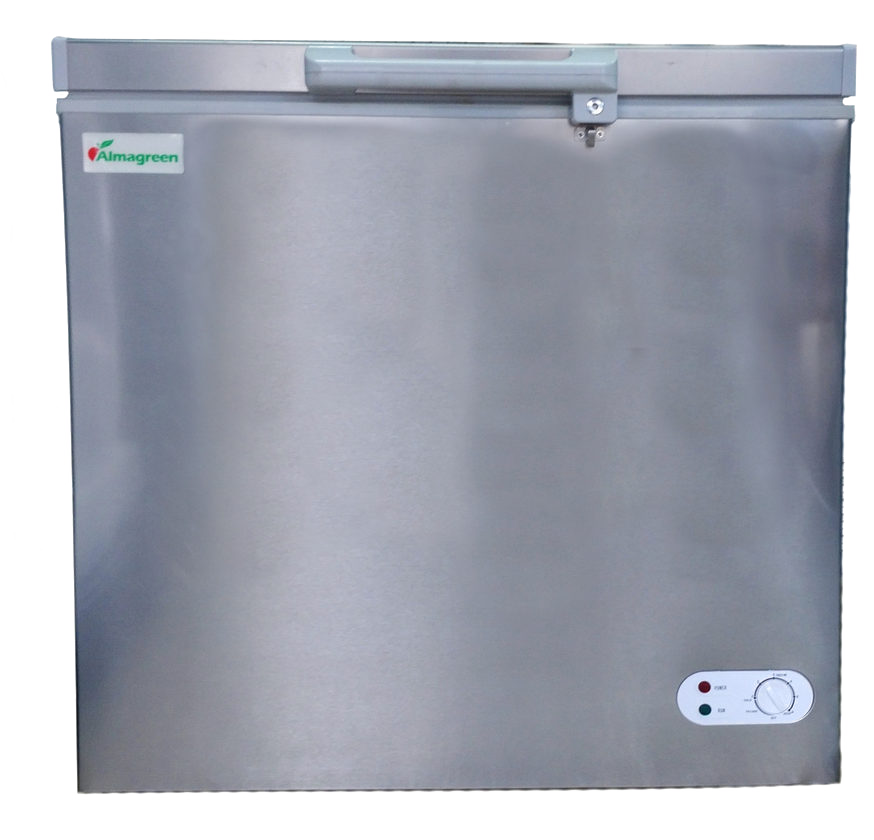 Морозильник ларь BD/BC - 215 Silver