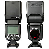 Фото Вспышка накамерная Godox TT685С TTL HSS для Canon, фото 1
