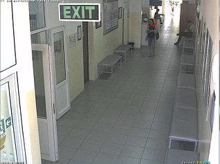 Система видеонаблюдения Mobotix гордской больницы №15 г. Алматы 9