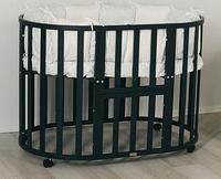 Кроватка-трансформер UOMО DA VINCI 7 в 1, фото 1