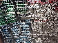 Алюминиевый профиль для каркаса керамогранита, фото 1