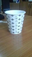 Бумажный стакан для кофе 200 мл 1*100