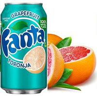 Fanta  Toronja грейпфрут 0,355 литра США