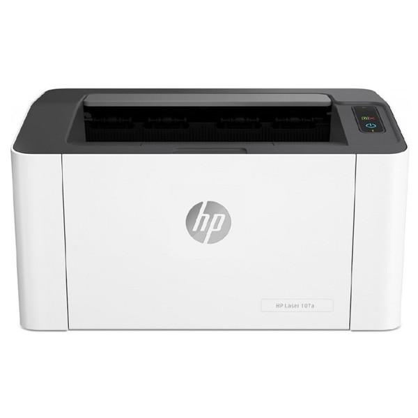Принтер лазерный HP 4ZB77A Laser 107a Printer, A4, 1200x1200dpi, Hi-Speed USB 2.0 port