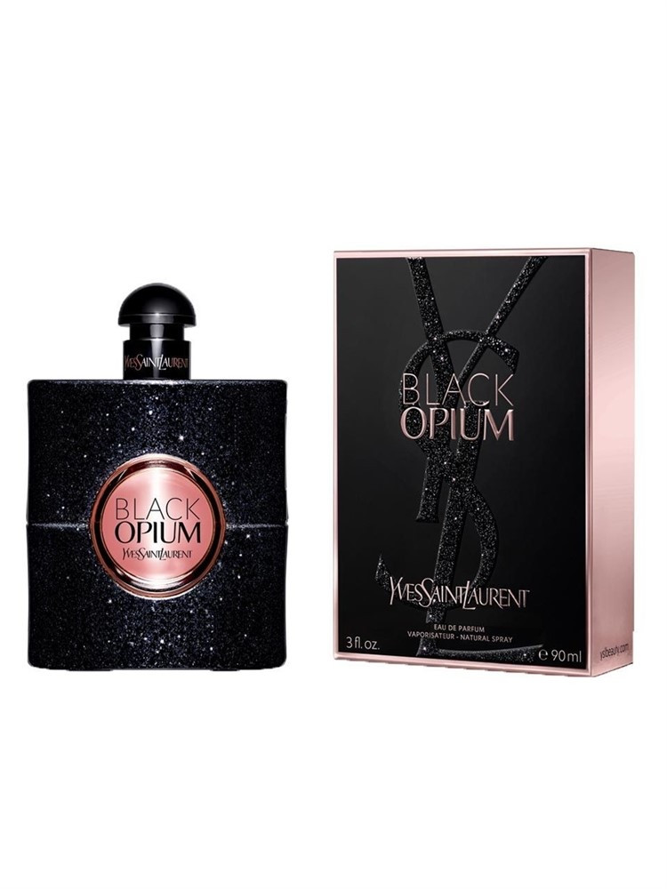 Yves Saint Laurent Black Opium 50 ml (edt)