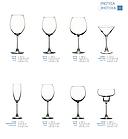 Набор бокалов Pasabahce Enoteca для вина 6 шт. 44248, фото 3