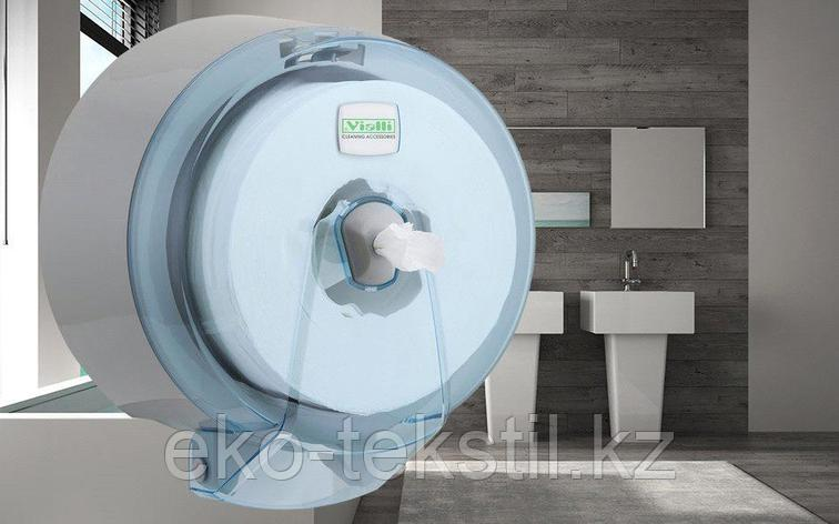 Диспенсер для туалетной бумаги Minipoint (прозрачный), фото 2