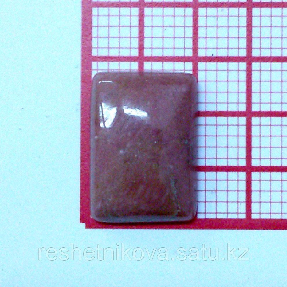 Кабошон прямоугольник 10*14 мм