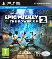 Disney Epic Mickey 2: The Power of Two ( Две Легенды ) с поддержкой 3D ( PS3 )