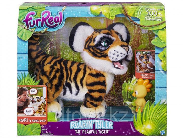 Интерактивный тигренок Рычащий Амурчик FurReal Friends