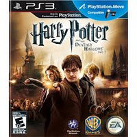 Harry Potter and The Deathly Hallows Part 2 Гарри Поттер ( PS3 )