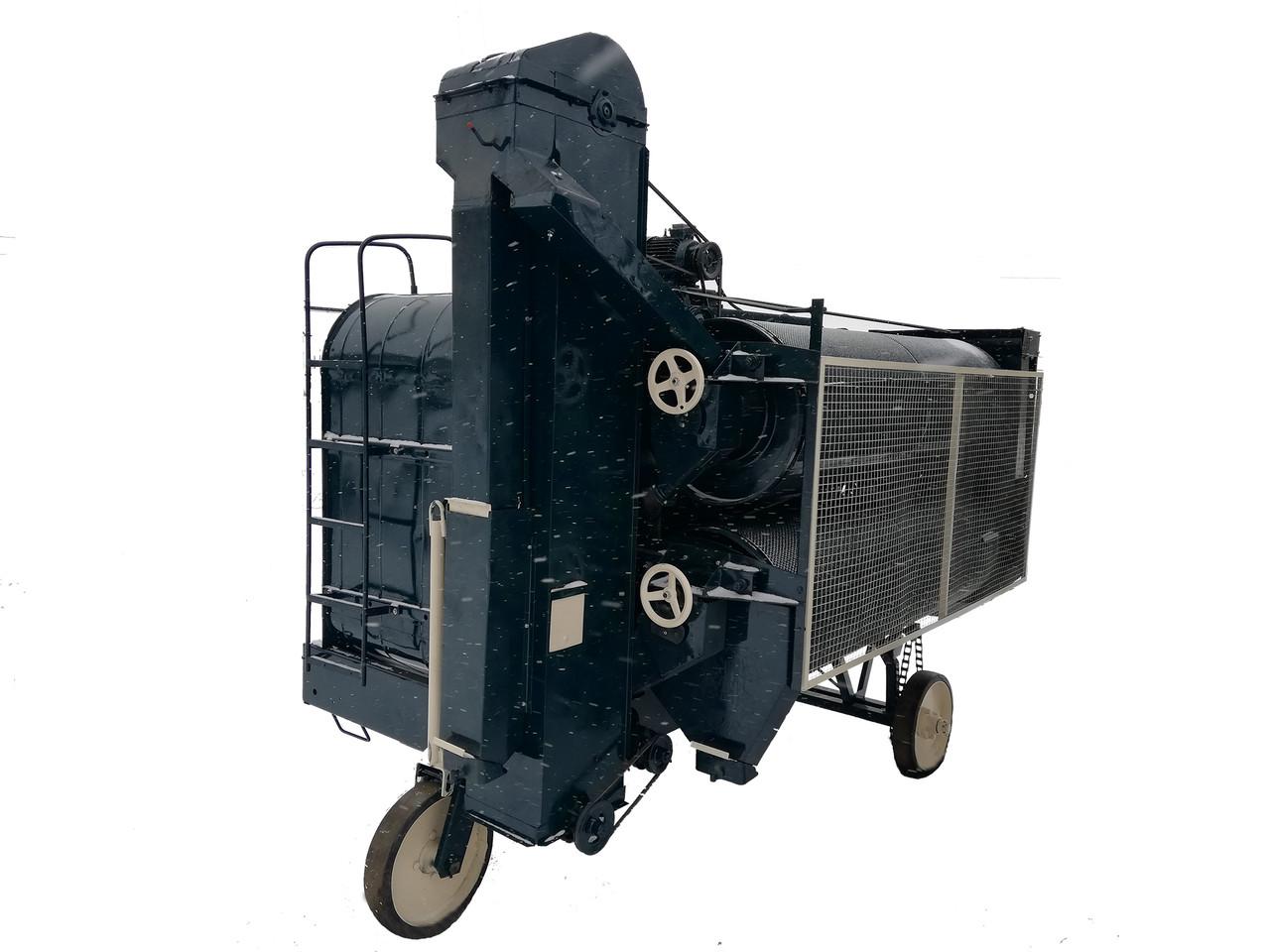 Семяочистительная машина СМ-4 машина вторичной очистки зерна МС-4,5