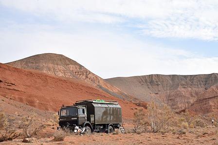 Красные горы Богуты - экскурсионный тур в автодоме, фото 2