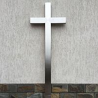 Крест на могилу - изготовление и установка