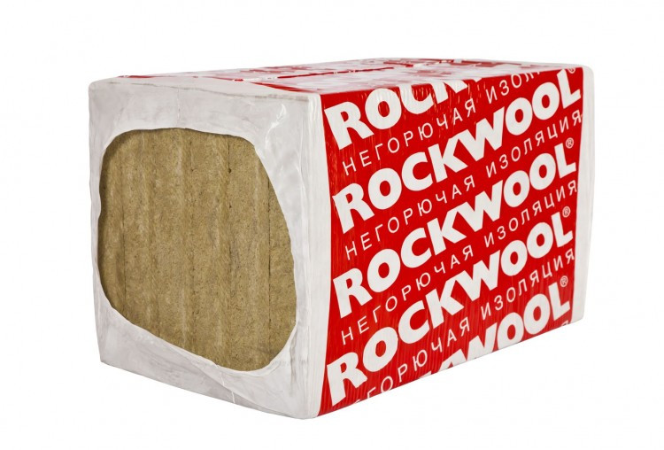 Теплоизоляционные плиты Rockwool Венти Баттс Д ОПТИМА 100 мм