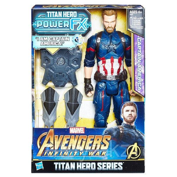 Фигурка Капитан Америка Пауэр Пэк Avengers
