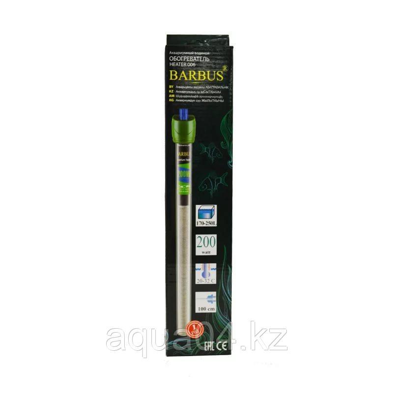 Barbus HL 200 Вт. терморегулятор (стекло)