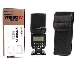 Вспышка YN-560 IV на Nikon и Canon