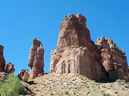 Чарынский каньон - экскурсионный тур в автодоме, фото 2