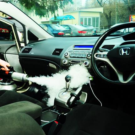 Удаление запаха в машине, фото 2