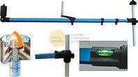 Измерительная телескопическая линейка Для проверки геометрии кузова автомобиля