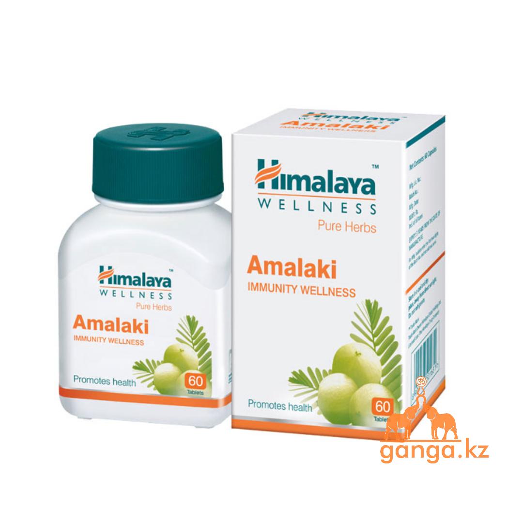 Амалаки  Антиоксидант (Amalaki HIMALAYA), 60 таб.