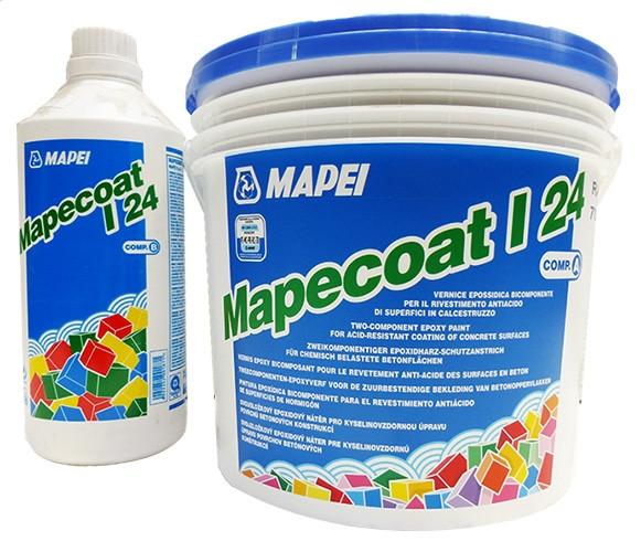Mapecoat I 24 эпоксидная краска для бетона