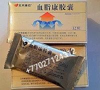 Капсулы для очистки и разжижения крови (Xue Zhi Kang Jiang Nang)