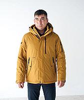 Куртка мужская зимняя Shark Force желтая